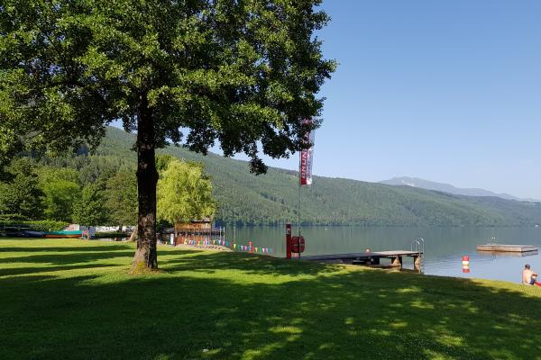 Camping Brunner am See -Strand-