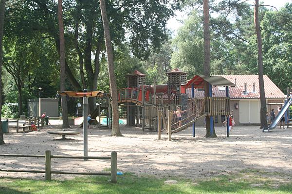 Camping De Hertshoorn -Spielplatz-