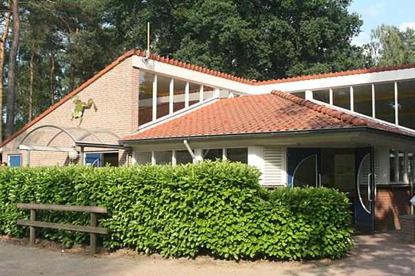 Camping De Hertshoorn -Sanitärgebäude-