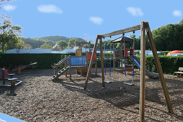 Camping De Meerpaal -Spielplatz-