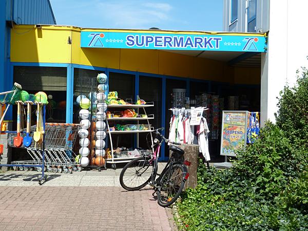 Camping Tempelhof -Supermarkt-