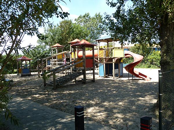 Camping Tempelhof -Spielplatz-
