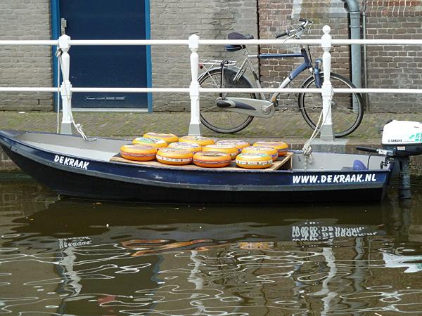 Käsestadt Alkmaar