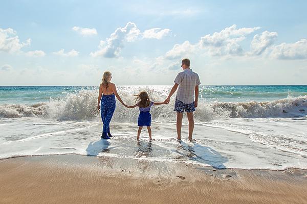 Urlaub mit Kindern (Foto: Pexels auf Pixabay)