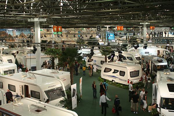 Caravan Salon Düsseldorf (Foto: camping4fun.de)
