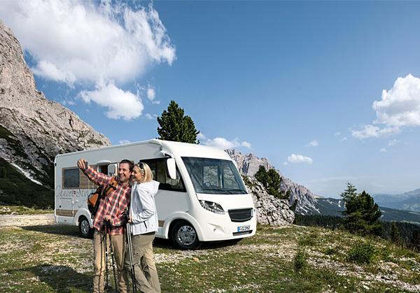 Caravaning-Tourismus immer bedeutenderer Wirtschaftsfaktor in Deutschland (Foto: CIVD)